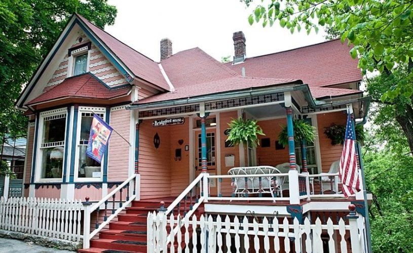 bridgeford house bed breakfast eureka springs b b